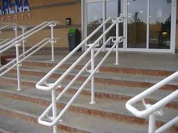 Handrails Guardrails And Barriers Key Clamp Type System